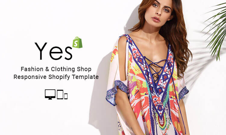 Clothing stores on shopify