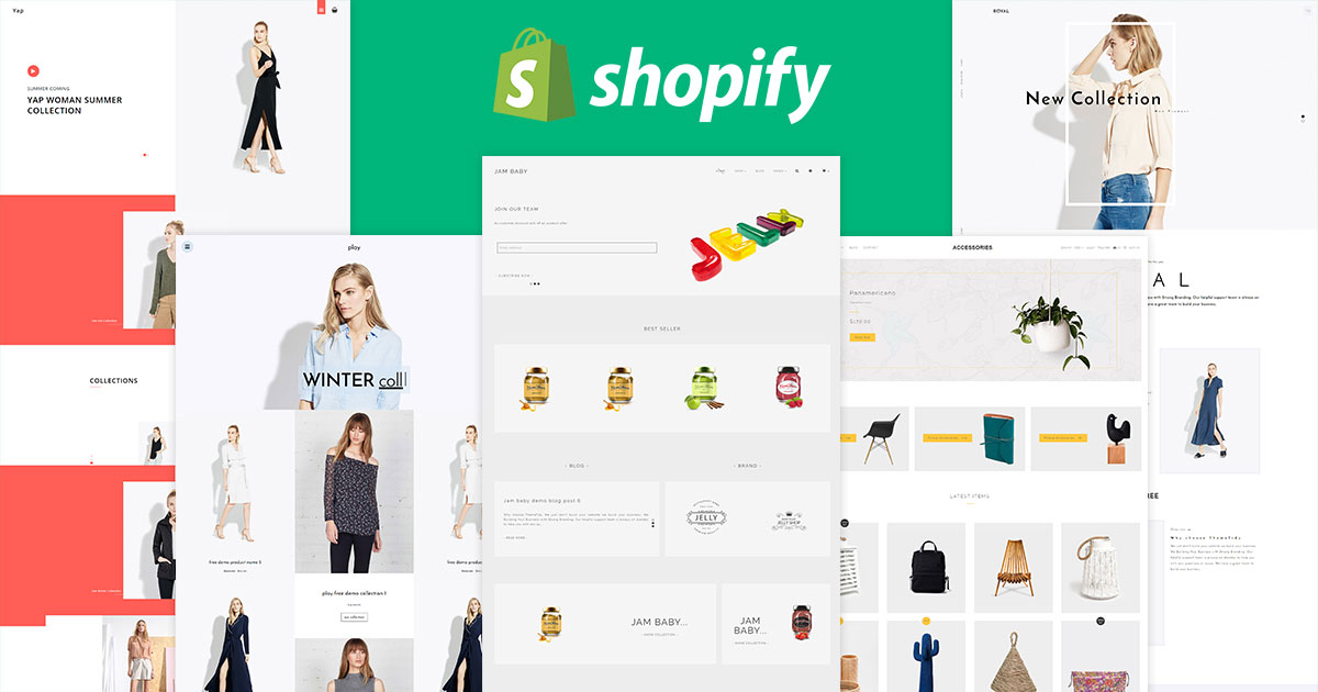 free shopify templates best free premium shopify templates download from theme