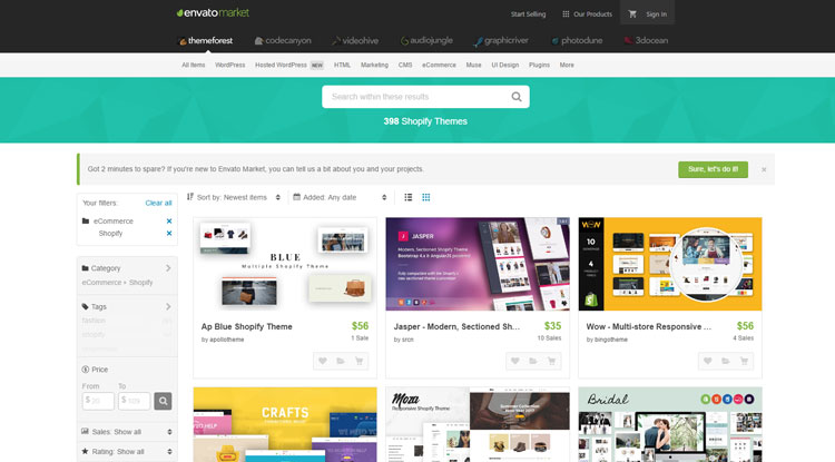 Best shopify themes pick the best free theme for your store autos post for Free shopify themes download