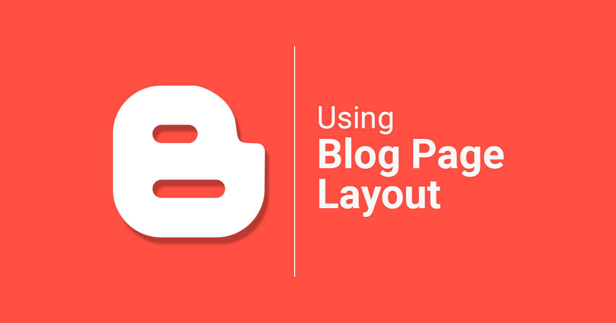 Using Shopify Ecommerce Blog Page Layout In Your Themes