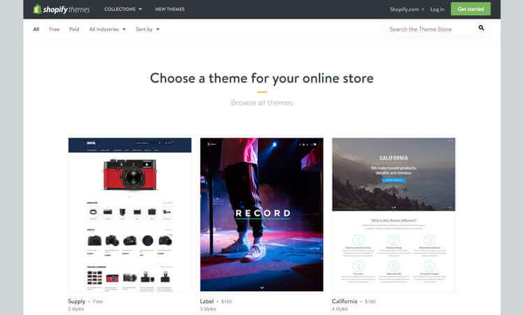 shopify tutorial learn how to create setup your first ecommerce store blog image 9 themetidy. Black Bedroom Furniture Sets. Home Design Ideas